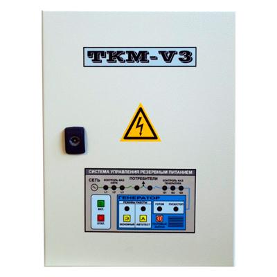 Автоматика ТКМ-V3 с ИУ3с + ПБ3-10 (EG5500) в Артемовскийе