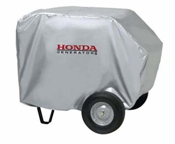 Чехол для генератора Honda EU10i Honda Marine серебро в Артемовскийе
